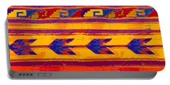 Zapotec Colors Portable Battery Charger