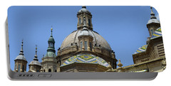 Zaragoza Cathedral 14 Portable Battery Charger
