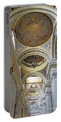 Zaragoza Cathedral 15 Portable Battery Charger