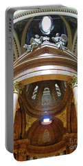Zaragoza Cathedral 17 Portable Battery Charger