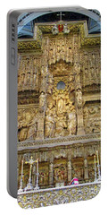 Zaragoza Cathedral 18 Portable Battery Charger