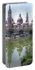 Zaragoza Cathedral 2 Portable Battery Charger