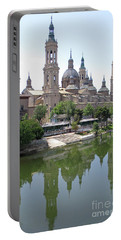 Zaragoza Cathedral 6 Portable Battery Charger