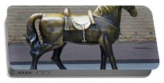 Zaragoza Sculpture 1 Portable Battery Charger