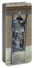 Zaragoza Sculpture 8 Portable Battery Charger