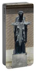 Zaragoza Sculpture 9 Portable Battery Charger