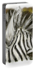 Zebra Digital Portable Battery Charger