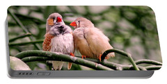 Zebra Finch Colloquy Portable Battery Charger