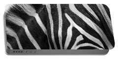 Zebra Stripes Portable Battery Charger