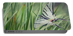 Zebra Swallowtail Portable Battery Charger