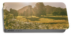 Zeehan Afternoon Meadows Portable Battery Charger