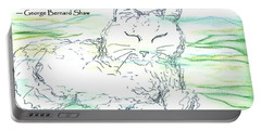 Zen Cat Portable Battery Charger