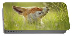 Zen Fox Series - Summer Zen Fox Portable Battery Charger