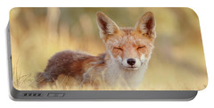 Zen Fox Series - The Smiling Fox Portable Battery Charger