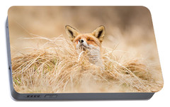 Zen Fox Series - Zen Fox 2.7 Portable Battery Charger by Roeselien Raimond