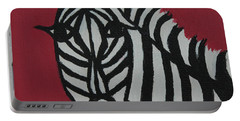 Zena Zebra Portable Battery Charger