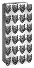 Zendoodle Wolf Portable Battery Charger