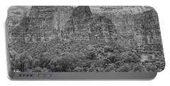 Zion Canyon Monochrome Portable Battery Charger