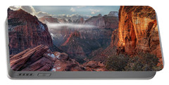 Zion Canyon Grandeur Portable Battery Charger