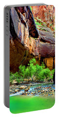 Zion Narrows #2 Portable Battery Charger
