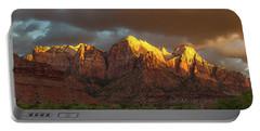 Zion National Park Sunrise Portable Battery Charger