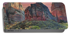 Zion National Park Sunset Portable Battery Charger
