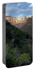Zion National Park 20 Portable Battery Charger by Jeff Brunton