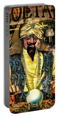 Portable Battery Charger featuring the photograph Zoltar by Chris Lord