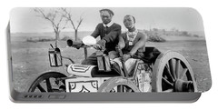 Zulu Motor Cab 1903 Portable Battery Charger