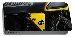 Classic Zundapp Bike Xf-17 Side View Portable Battery Charger