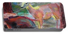 011719 Bambi 's Day Out Portable Battery Charger