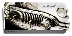 1951 Buick Super, Digital Art Portable Battery Charger