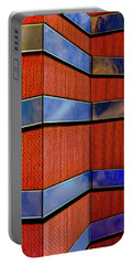 Portable Battery Charger featuring the photograph A Matter Of Perspective  by Paul Wear