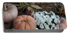 Autumn Still Life II Portable Battery Charger