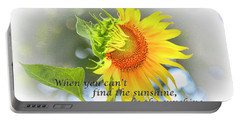 Be The Sunshine Portable Battery Charger