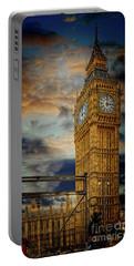 Big Ben London City Portable Battery Charger