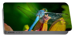 Blue Dragonfly Portable Battery Charger