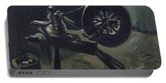 Bobbin Winder Portable Battery Charger