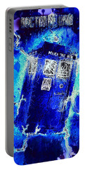 Doctor Who Tardis Portable Battery Charger