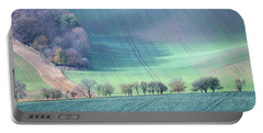 Autumn In South Moravia 1 Portable Battery Charger