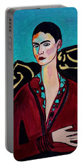 Frida Kahlo. Portable Battery Charger