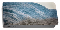 Frost On The Mountain Portable Battery Charger