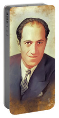 George Gershwin, Music Legend Portable Battery Charger