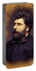 Georges Bizet, Music Legend Portable Battery Charger