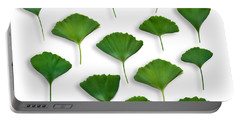 Gingkos Spring Portable Battery Charger