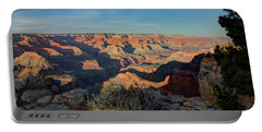 Grand Canyon National Park Spring Sunset Portable Battery Charger