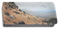 High Desert Dreams Portable Battery Charger