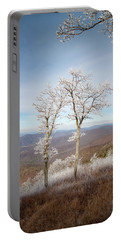 Hoarfrost Gathers Portable Battery Charger