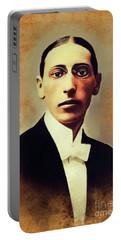 Igor Stravinsky, Music Legend Portable Battery Charger