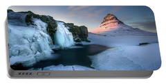 Kirkjufell, Iceland Portable Battery Charger